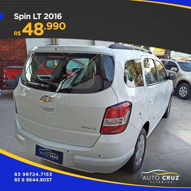 SPIN LT 2016 AUT... EXTRA (Auto Cruz veículos) - Foto 3
