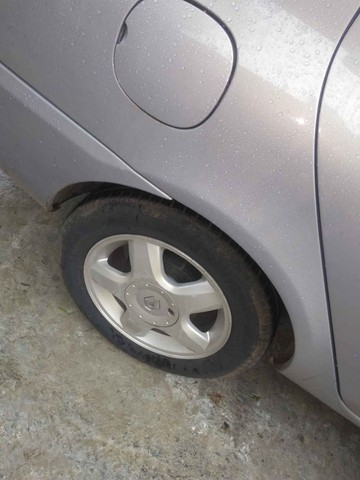 Renault Clio Sedan Flex Completo - Foto 4