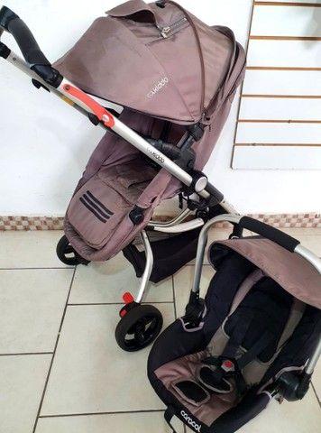 carrinho moises kiddo Eclipse BB conforto e base  - Foto 4