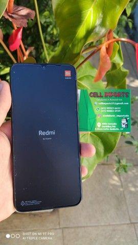 Xiaomi Redmi 9 64Gb/4gb Com 6 Meses De Garantia Cor Preto - Foto 3
