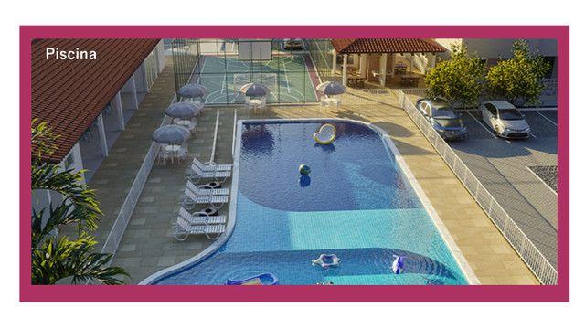 Quinta das Alamedas, apto. 2 quartos, piscina, entrada em 48x - Foto 2
