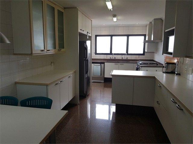Apartamento para alugar com 4 dormitórios em Santo amaro, São paulo cod:REO96634 - Foto 14