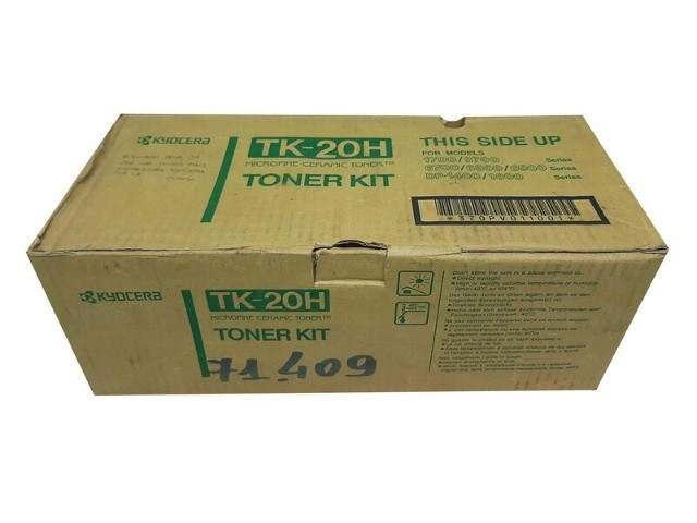 Toner Kyocera TK20H Original Novo