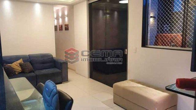 Cobertura à venda com 2 dormitórios em Flamengo, Rio de janeiro cod:LACO20141 - Foto 15