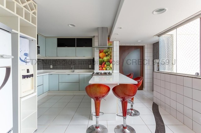 Apartamento impecável, todo decorado e mobiliado - Centro - Foto 10