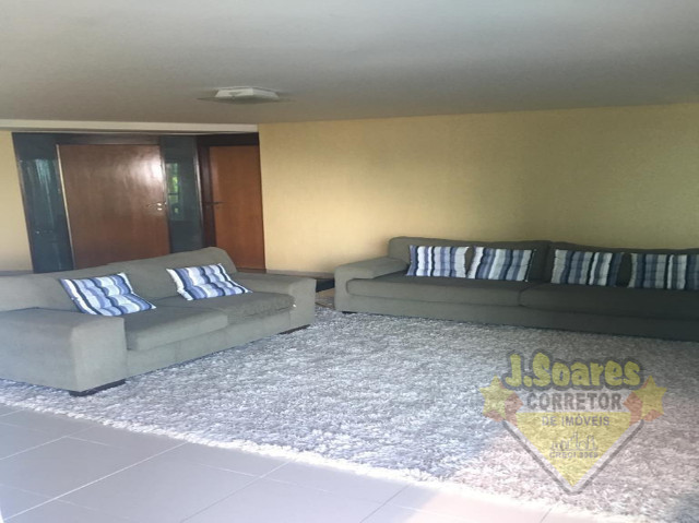 Ponta de Campina, Mobiliado, 4 suítes, 206m², R$ 5000 C/Cond, Aluguel,Apartamento,Cabedelo - Foto 11