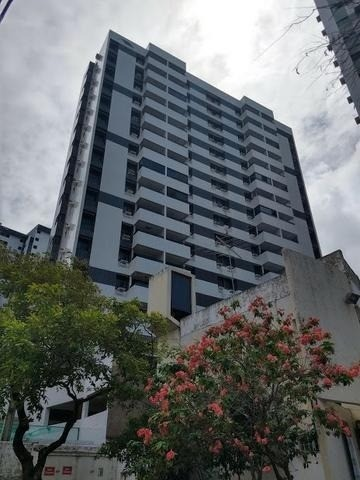 (DO) Edf. Solar Margaux- Boa Viagem - Apartamento 2 Quatos (1 suíte), 68m ²