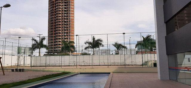 Apto 03 quartos c suite 02 vagas de garagem, piscina Indianópolis. - Foto 2