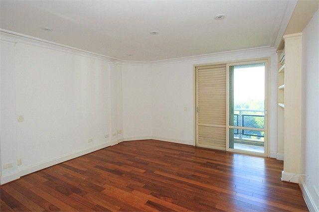 Apartamento para alugar com 4 dormitórios em Alto da boa vista, São paulo cod:REO394791 - Foto 15