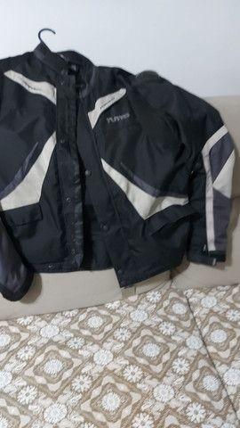 Jaqueta e calça  Motociclista DESCONTO 70 REAIS ATÉ  12 de maio 2021. - Foto 5