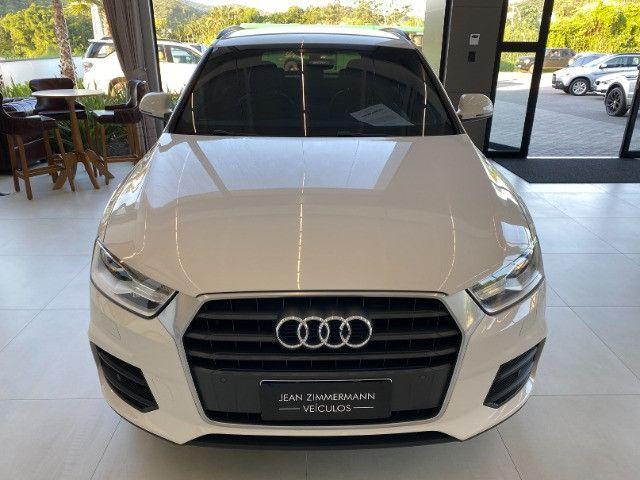 Audi Q3 Ambiente 1.4 Tfsi Aut. 2017 Top de Linha Unico Dono - Foto 9