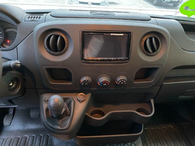 Renault Master 2.3 Diesel 2020 Minibus Executive 16L L3H2 3P Manual Teste Drive - Foto 4