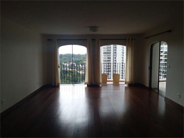 Apartamento para alugar com 4 dormitórios em Alto da boa vista, São paulo cod:REO11488 - Foto 4
