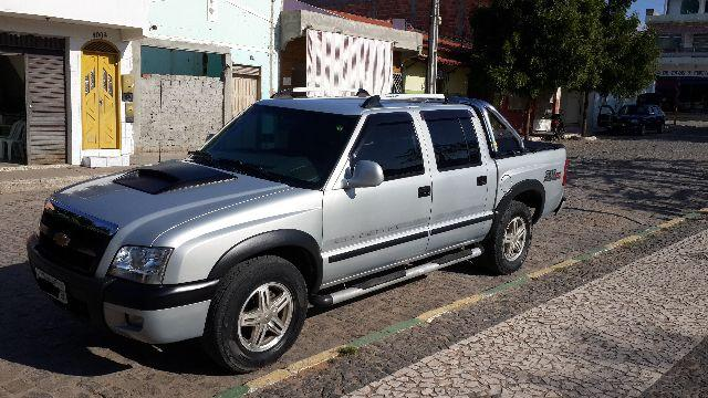 S10 PICK-UP EXECUTIVE 2.8 4X4 DIESEL