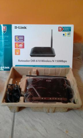 Roteador Wi-Fi D-Link 150 Mbps