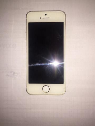 IPhone 5s/ 16gb/ Cor: Gold
