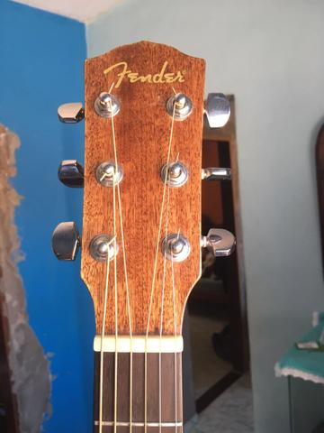 Violão Fender CD60CE