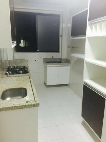 Apartamento com 3/4 - Cond. Ecoville Residence - No Luzia