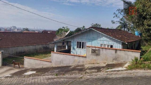 Terreno residencial à venda, Iririú, Joinville.