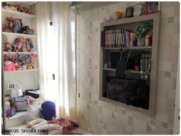 Apartamento com 3/4 (2 suítes) + dependência. armários e painéis primeira linha! VG1620 - Foto 10