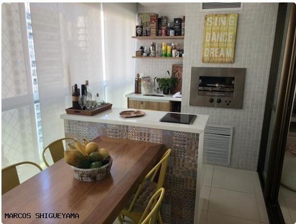 Apartamento com 3/4 (2 suítes) + dependência. armários e painéis primeira linha! VG1620 - Foto 2