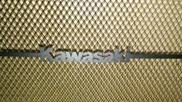 Protetor de Radiador Kawasaki Versys 1000 - Foto 4