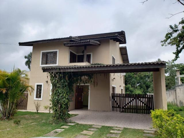 Lindo Sobrado no Residencial Villa Rica para locação