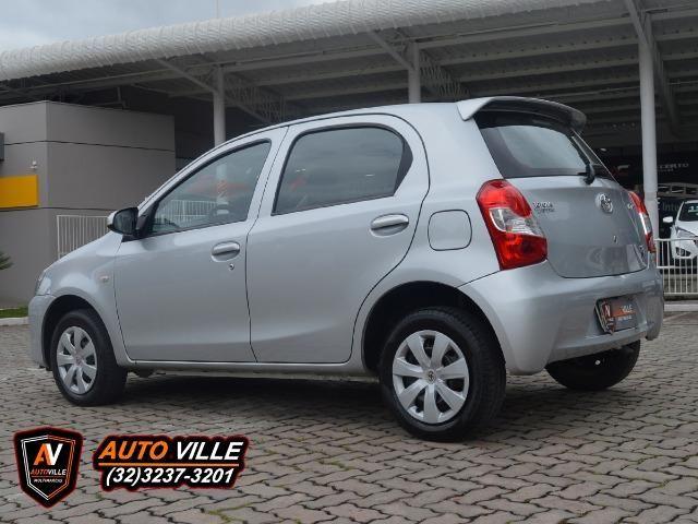 Toyota Etios 1.3 X Manual Flex*Muito Econômico*Garantia Pós Venda - Foto 3