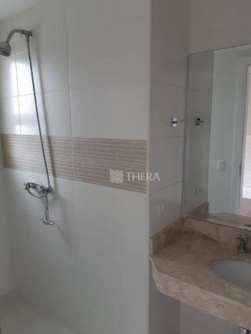 Apartamento com 3 dormitórios para alugar, 135 m² por r$ 5.000/mês - vila léa - santo andr - Foto 13