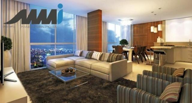 Boulevard brasil - apartamento 3 suítes com 123m em balneári - Foto 6