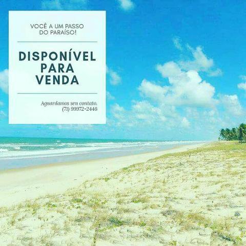 Terreno Beira Mar apenas R$8,00 m2