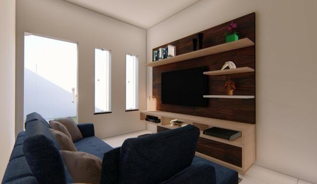 Casa até ZERO entrada 2 quartos - Foto 9