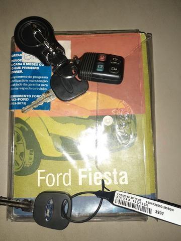 Fiesta sedan 1.6 8v 2014 Financiamento 100% PELO banco - Foto 8