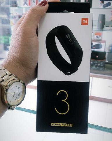 MI Band 3 Relogio Inteligente Xiaomi( Loja na Cohab)-Total Segurança na Sua Compra - Foto 2