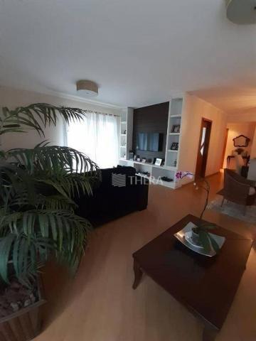 Apartamento com 3 dormitórios à venda, 126 m² por r$ 640.000,00 - vila gilda - santo andré