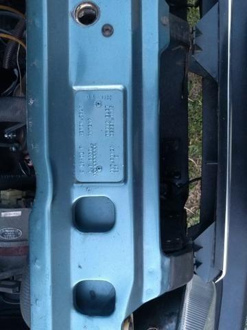 Verona GLX AP 1.8 relíquia 99 km - Foto 4