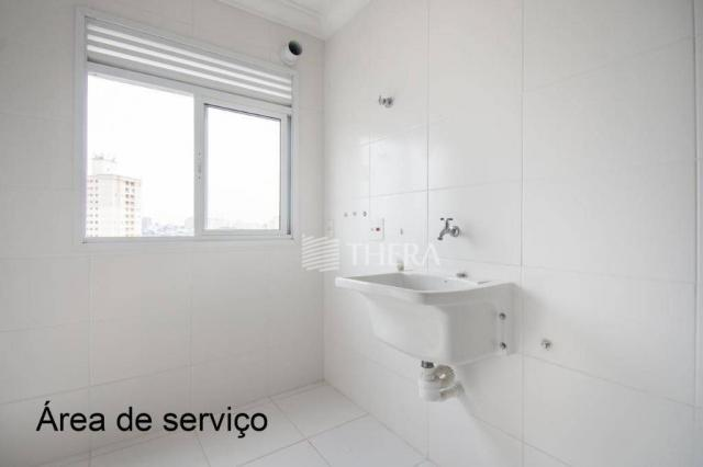 Apartamento com 2 dormitórios para alugar, 59 m² por r$ 1.350,00/mês - santa teresinha - s - Foto 13
