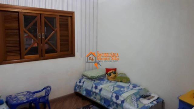 Sobrado com 3 dormitórios à venda, 147 m² por R$ 650.000,00 - Jardim Imperador - Guarulhos - Foto 16