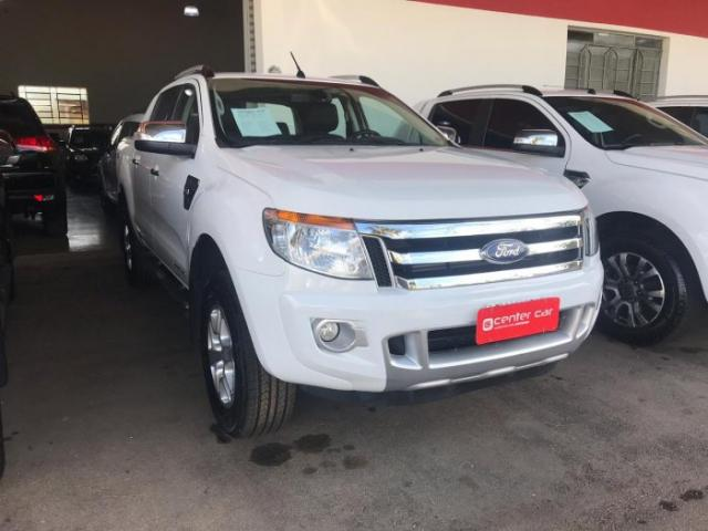 Ford ranger 2014 3.2 limited 4x4 cd 20v diesel 4p automÁtico - Foto 2