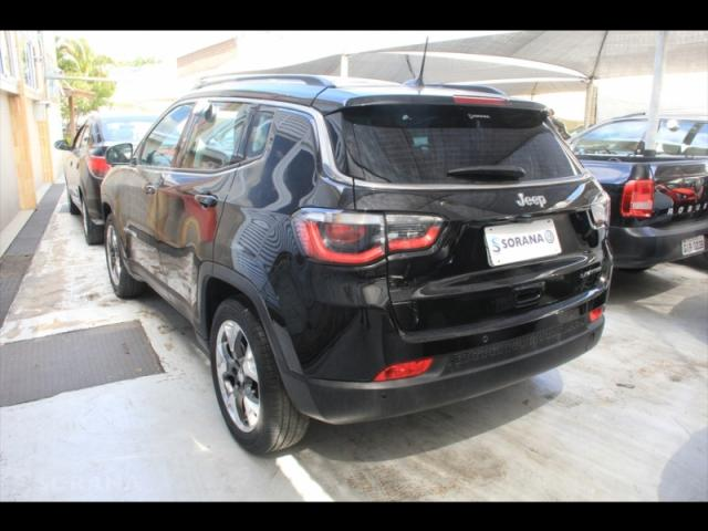JEEP  COMPASS 2.0 16V FLEX LIMITED 2016 - Foto 4