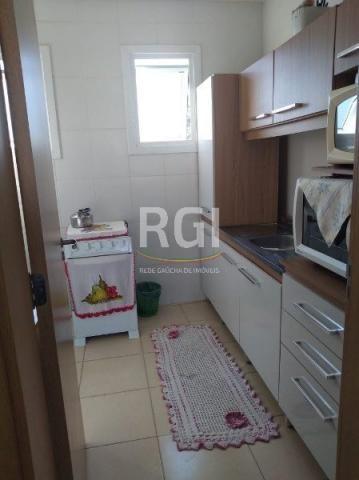 Apartamento à venda com 2 dormitórios em Rondônia, Novo hamburgo cod:VR29776