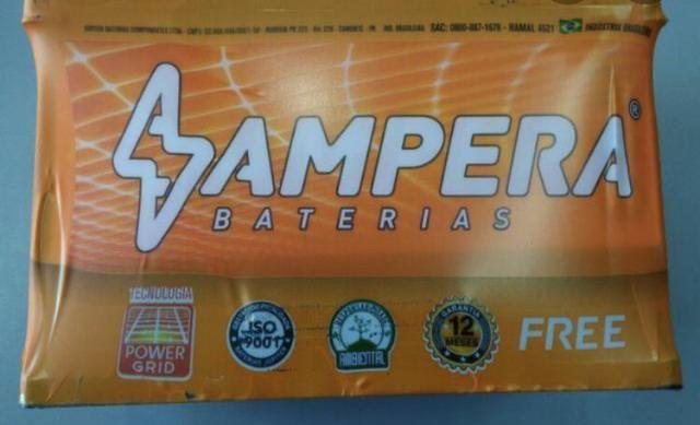 Bateria ampera Júpiter 50 ah selada