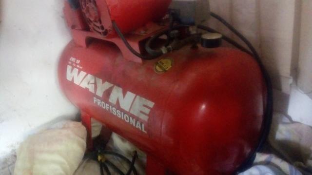 Compressor de ar Wayne cwl 10/100