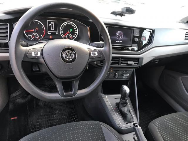 VOLKSWAGEN VIRTUS 2018/2019 1.0 200 TSI COMFORTLINE AUTOMÁTICO - Foto 6