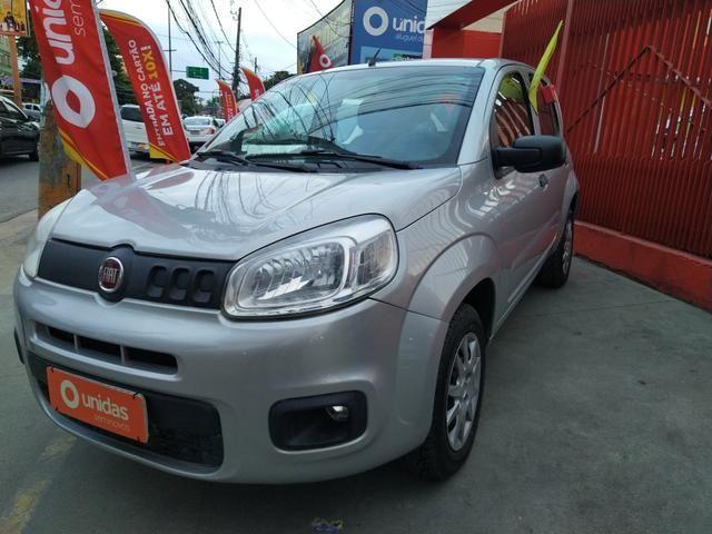Fiat Uno 2016 completa IPVA2020 GRÁTIS