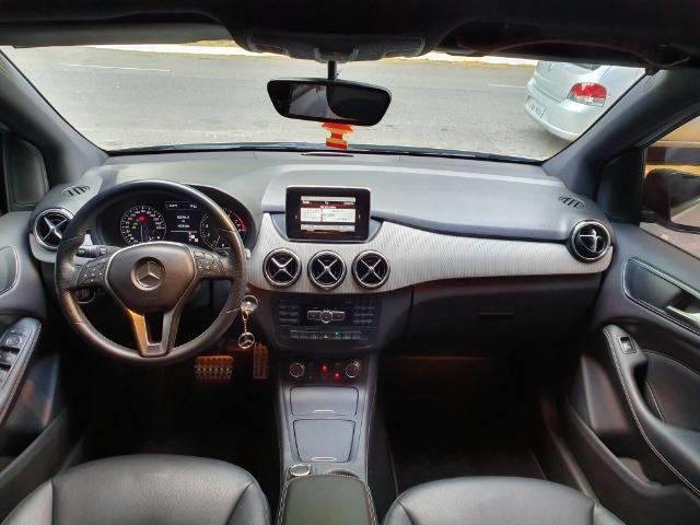 Mercedes B 200 Sport Turbo 2013 - Baixo Km - Top - Foto 8