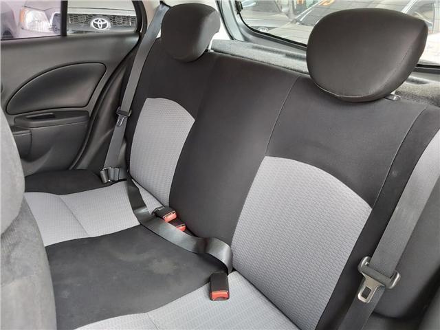 Nissan March 1.6 sr 16v flex 4p manual - Foto 13