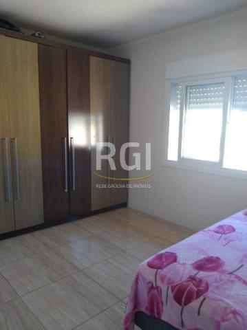 Apartamento à venda com 2 dormitórios em Rondônia, Novo hamburgo cod:VR29776 - Foto 3