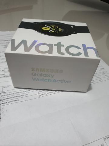 Relógio Sansung Galaxy Watch Active - Foto 2