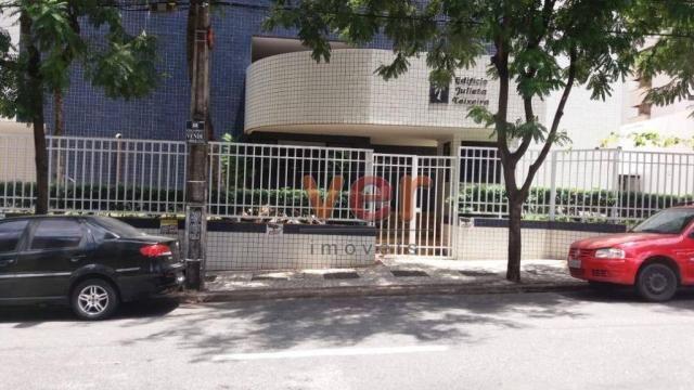 Apartamento para alugar, 60 m² por R$ 1.500,00/mês - Meireles - Fortaleza/CE